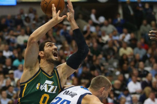 Choose Your Own Adventure: The Enes Kanter Edition