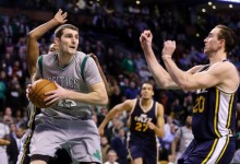 The Triple Team: Three Thoughts on Jazz @ Celtics 3/4/15