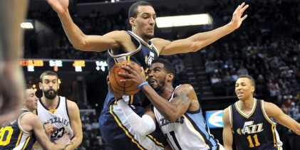 The Triple Team: Three Thoughts on Utah Jazz @ Memphis Grizzlies 3/3/2015