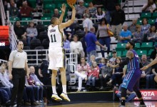The Triple Team: Three Thoughts on Utah Jazz vs. Charlotte Hornets 3/16/2015