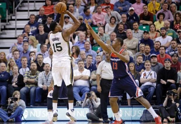 Jazz FAs, Derrick Favors, and Your Questions — Salt City Hoops Show