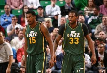 The Triple Team: Three Thoughts on Utah Jazz vs. Portland Trailblazers 3/25/2015