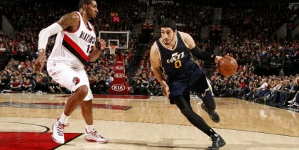 "Enes Kanter Says He Had ""3.5 Years of Frustration"" In Return To Utah"