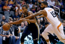 The Triple Team: Three Thoughts on Utah Jazz at Phoenix Suns 4/4/2015