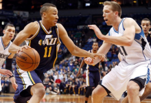 Utah Jazz Ceilings and Floors, Part I: Guards and Wings