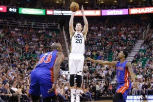 Gordon Hayward Proving His Worth