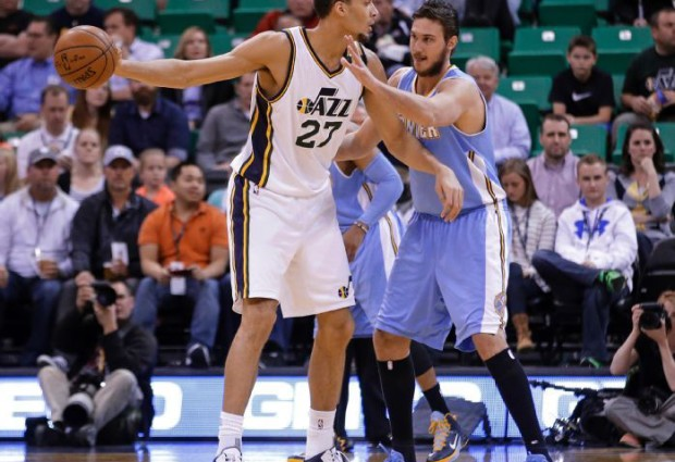 The Triple Team: Three Thoughts on Utah Jazz vs. Denver Nuggets 4/1/2015
