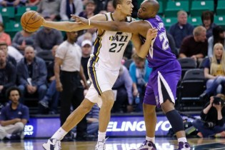 The Triple Team: Three Thoughts on Utah Jazz vs. Sacramento Kings 4/8/2015