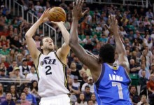 The Triple Team: Three Thoughts on Utah Jazz vs. Dallas Mavericks 4/13/2015