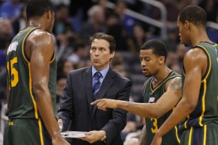 Grading Quin Snyder: Part 1