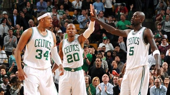 Danny Ainge managed to transform a bad Celtics team into a champion in one summer. (Brian Babineau/NBAE/Getty Images)