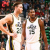 These two Jazz leaders and many of their teammates arrived in Utah as the result of trades. (ESPN/Getty Images)