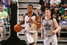 Rodney Hood's Continued Development, Plus Player Grades for Spurs @ Jazz 7/7/15