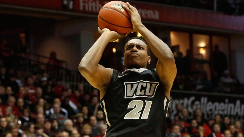 VCU's Treveon Graham is the latest Utah Jazz signing. (Aaron Doster / USA TODAY Sports)