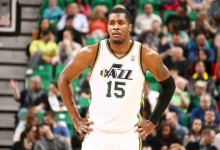 Renegotiating Derrick Favors' Contract: What Makes Sense?