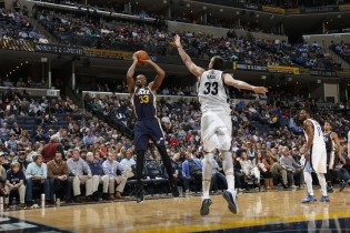 Why Trevor Booker Could Be Utah's Small-Ball Alternative