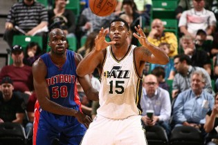Derrick Favors: A Reason For Hope