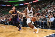 The Return Of Alec Burks