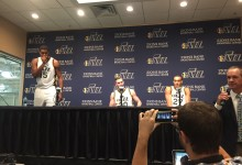 The Boys are Back in Town: Notes from Jazz Media Day