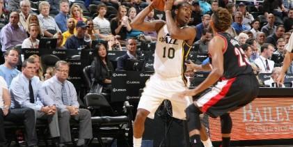Game Recap: Blazers @ Jazz 10/12/15