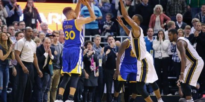 The Rundown: Warriors @ Jazz 11/30/15