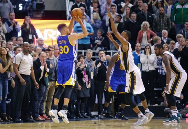 The Rundown: Warriors @ Jazz 11/30/15