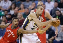 The Rundown: Raptors @ Jazz 11/18/15
