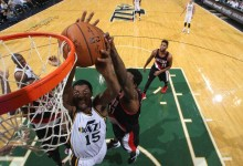 Derrick Favors, Superstar!