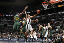 River City Rout: Jazz Fail to Measure Up To Spurs