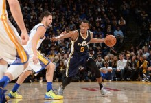 Game Recap: Jazz @ Warriors 12/23/15