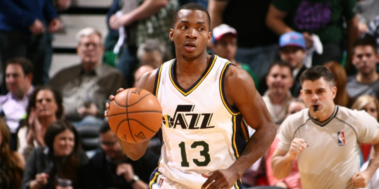 The Jazz made the tough decision to waive guard Elijah Millsap this week. (Melissa Majchrzak NBAE/Getty Images)