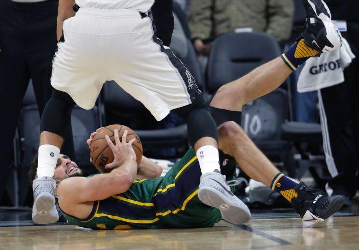 (AP Photo/Eric Gay)