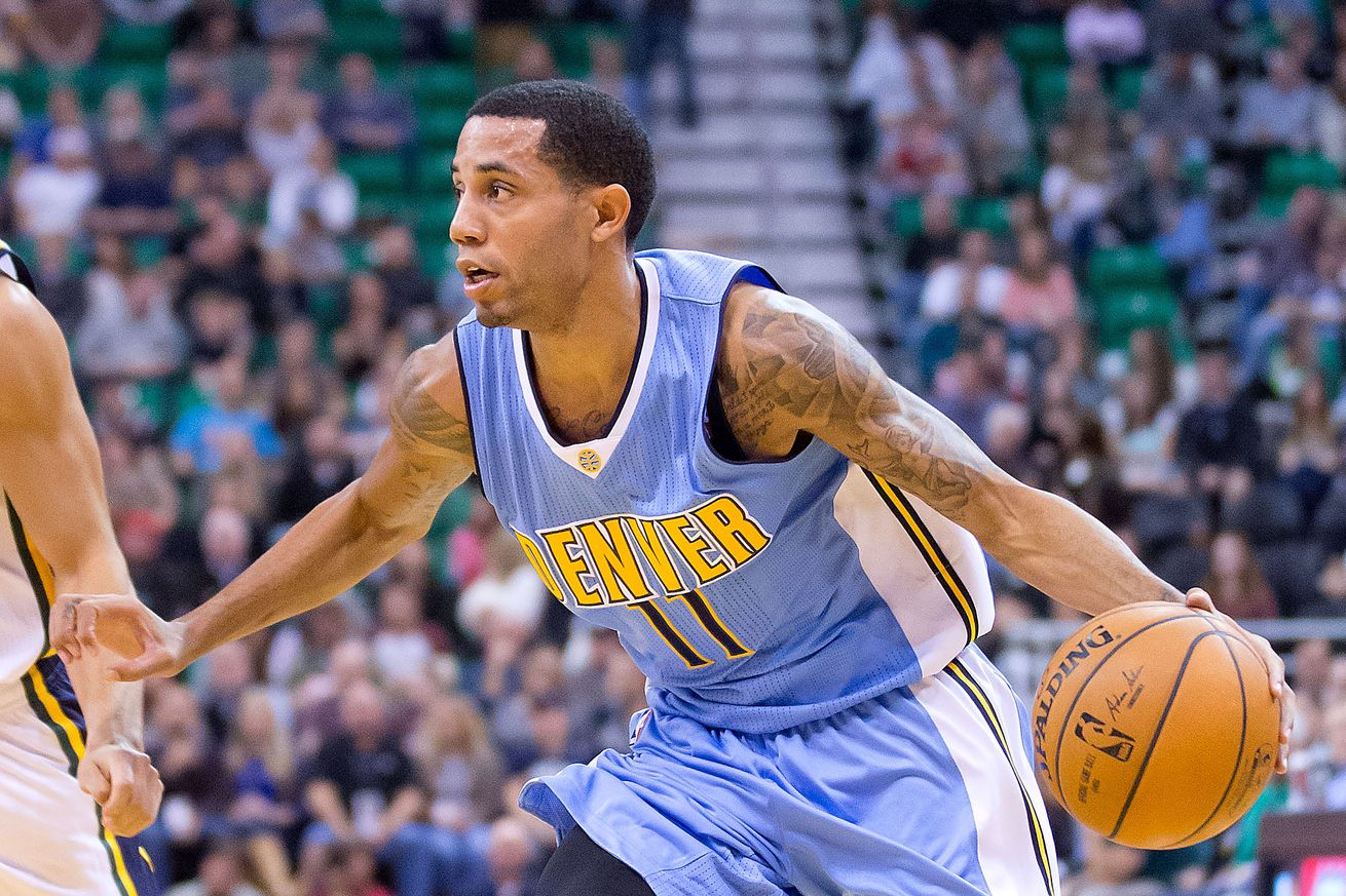 Guard Erick Green, shown here against Utah, is the newest Jazzman. (Russ Isabella-USA TODAY Sports)