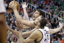 Jazz drop disappointing game to bottom-dwelling Nets, 98-96