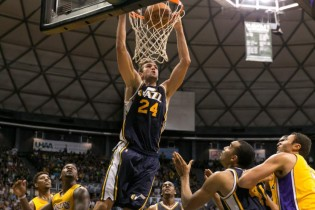 The Jazz's Forgotten Man: Jeff Withey