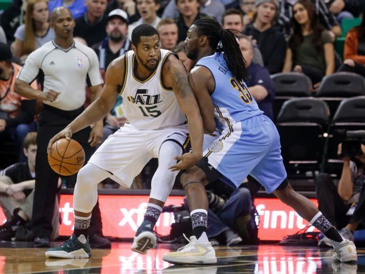 Sluggish Jazz Take Care of Nuggets, 85-81
