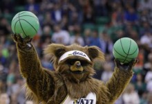 Jazz Struggles, James Herbert, Mascots – Salt City Hoops Show