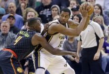 Hawks' Defense Stifles Jazz in SLC