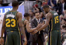 Jazz Suppress Suns With Decisive 103-69 Win