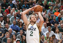 Thinking Out Loud: The Utah Jazz and Three Pointers, Sitting in a Tree