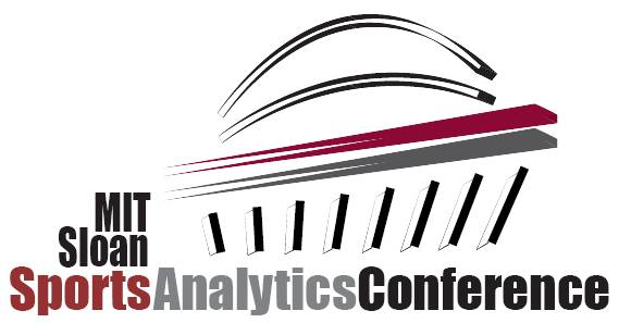 Friday was the first day of the annual Sloan Sports Analytics Conference in Boston.