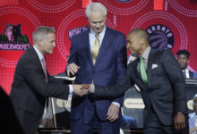 No Lotto Luck: Jazz Will Pick 12th in 2016 NBA Draft