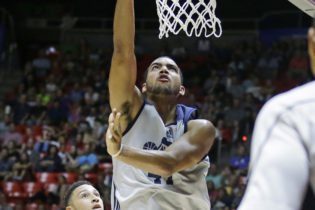 Jazz SL Team Drops Final Game to Sixers; Go 0-3 in Tourney