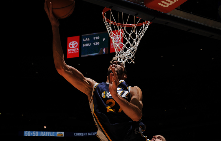 Utahjazz.com/Getty