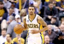 George Hill Already Dishing Assists