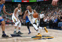 Jazz Win At Home Over Mavericks; 97-81