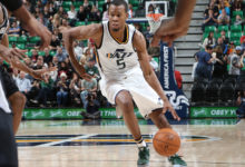 Jazz Loss Rematch At Home To Spurs; 86-100