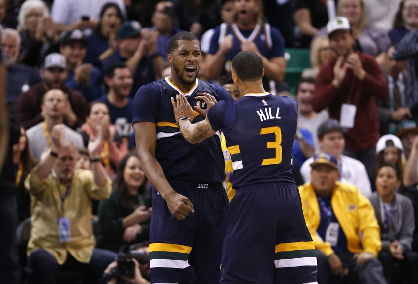 Favors' Health, Contract May Define the Ceiling For This Jazz I…