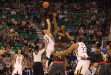 Utah Jazz Blow Out Atlanta Hawks; 95-68