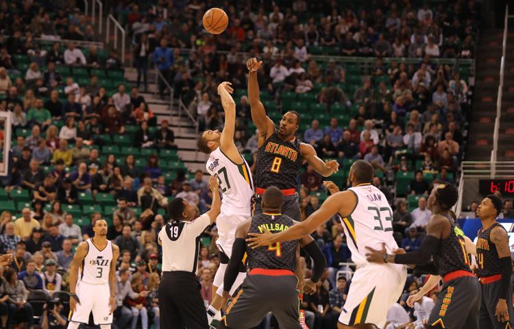Brent Asay Utah Jazz
